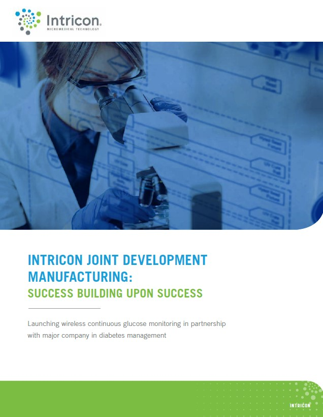 Intricon CGM Case Study